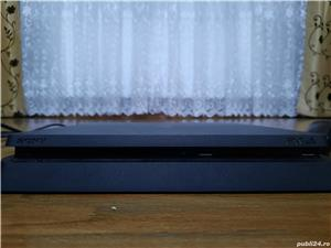 Vand Playstation4,kit complet +3 jocuri si doua joystick-uri - imagine 3