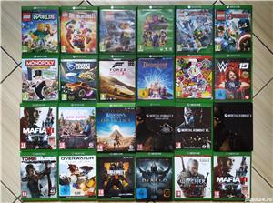 Xbox One: Lego, MK, Forza Horizon, Call Of Duty, W2K19, Witcher, FarCry, Diablo III, Mafia III, etc - imagine 1