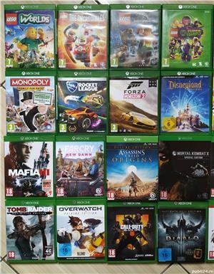 Xbox One: Lego, MK, Forza Horizon, Call Of Duty, W2K19, Witcher, FarCry, Diablo III, Mafia III, etc - imagine 2
