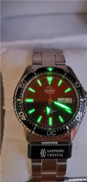 Ceas Orient Mako 3 Kamasu  - imagine 3