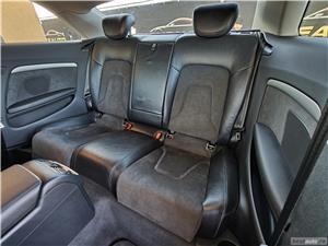 AUDI A5   TURCOAZ   INTERIOR SLINE   LIVRARE GRATUITA/Garantie/Finantare/Buy Back - imagine 11