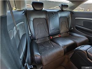 AUDI A5   TURCOAZ   INTERIOR SLINE   LIVRARE GRATUITA/Garantie/Finantare/Buy Back - imagine 9