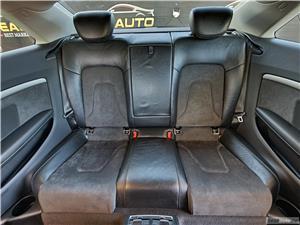 AUDI A5   TURCOAZ   INTERIOR SLINE   LIVRARE GRATUITA/Garantie/Finantare/Buy Back - imagine 10