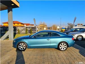 AUDI A5   TURCOAZ   INTERIOR SLINE   LIVRARE GRATUITA/Garantie/Finantare/Buy Back - imagine 3