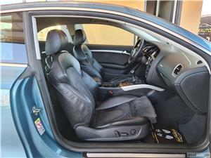 AUDI A5   TURCOAZ   INTERIOR SLINE   LIVRARE GRATUITA/Garantie/Finantare/Buy Back - imagine 18
