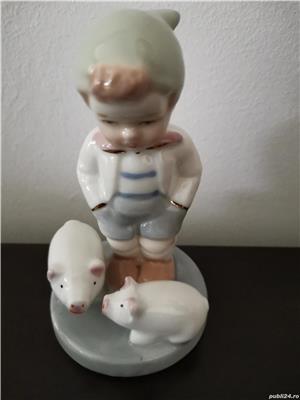 Figurina portelan fin PMI Germania - imagine 2
