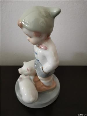Figurina portelan fin PMI Germania - imagine 3