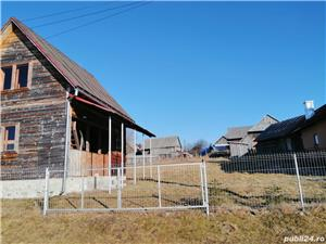 Teren Belis in vatra satului 800 metrii patrati cu casa la rosu - imagine 2