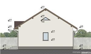 Vand proiect complet pentru o casa unifamiliala Parter - imagine 5