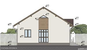 Vand proiect complet pentru o casa unifamiliala Parter - imagine 3
