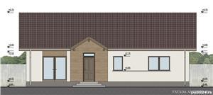 Vand proiect complet pentru o casa unifamiliala Parter - imagine 2