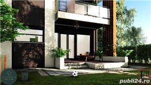 Casa/vilă de vanzare, 4cam, 204mp construiti, 500mp teren, Balotesti  - imagine 3