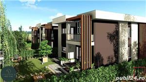 Casa/vilă de vanzare, 4cam, 204mp construiti, 500mp teren, Balotesti  - imagine 7