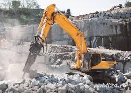 Închiriez utilaje constructii,buldo-excavator,miniexcavator,Bobcat,cilindru - imagine 4