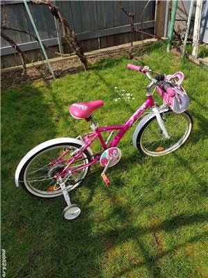 """Bicicleta fete B-Twin 20"""" - imagine 2"""