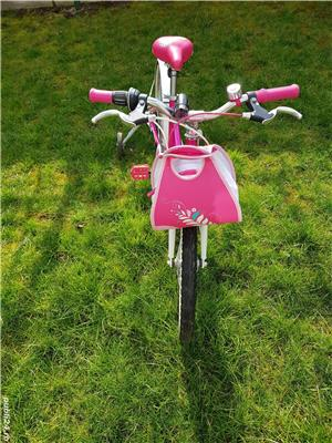 """Bicicleta fete B-Twin 20"""" - imagine 3"""