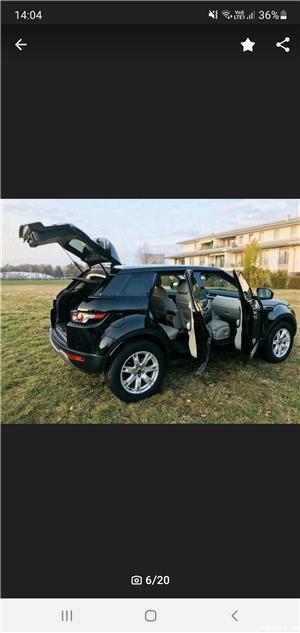 Land rover range-rover-evoque  - imagine 10