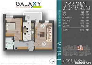 Apartament 2 camere decomandat metrou Dimitrie Leonida - imagine 6
