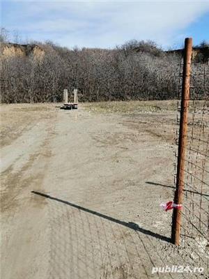 Vând teren intravilan în localitatea Săpoca 1000 m2  - imagine 2