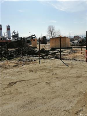 Vând teren intravilan în localitatea Săpoca 1000 m2  - imagine 1
