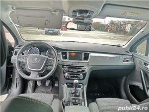 Firma Prim Prop Cump Ro nou 508 Hybrid 2016 km 80.000 istoric serv Tva deductibil  - imagine 6