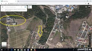 Manastirea Cetatuia, teren 757 mp, intre case, langa padure - imagine 1