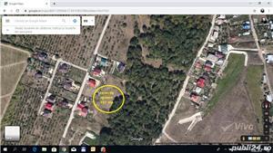 Manastirea Cetatuia, teren 757 mp, intre case, langa padure - imagine 2