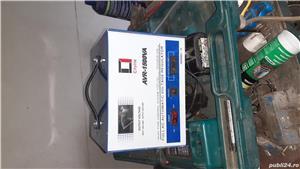 stabilizator tensiune pentru centrale termice - imagine 1