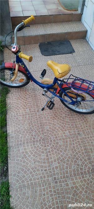 Bicicleta pentru copii - imagine 1