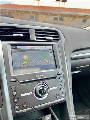 Ford Mondeo MK5 - imagine 7