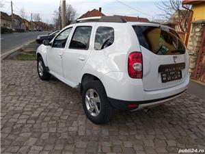 Dacia Duster 1.5 DCi 110 Cp 2012 Euro 5 - imagine 4