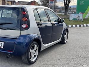 Smart Forfour*Passion*1.5 diesel*clima*af.2005*panoramic*jante aliaj ! - imagine 4