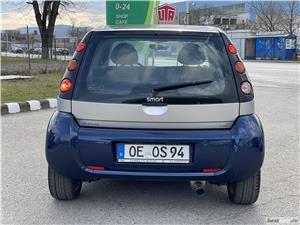 Smart Forfour*Passion*1.5 diesel*clima*af.2005*panoramic*jante aliaj ! - imagine 3