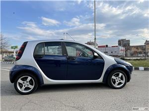 Smart Forfour*Passion*1.5 diesel*clima*af.2005*panoramic*jante aliaj ! - imagine 6