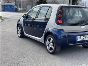 Smart Forfour*Passion*1.5 diesel*clima*af.2005*panoramic*jante aliaj ! - imagine 5