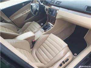 VW Passat 2.0 TDi 140 Cp 2006 Full Extrase - imagine 8
