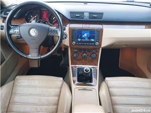 VW Passat 2.0 TDi 140 Cp 2006 Full Extrase - imagine 6
