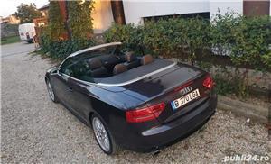 Audi A5 - Cabrio - Quattro, S-line, 2010, 145.000 KM - imagine 7