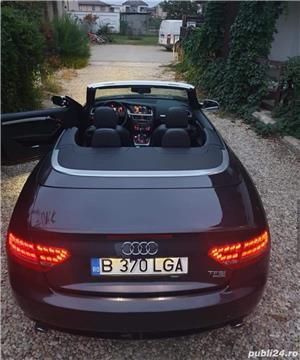 Audi A5 - Cabrio - Quattro, S-line, 2010, 145.000 KM - imagine 2