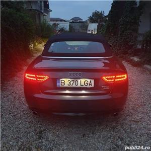 Audi A5 - Cabrio - Quattro, S-line, 2010, 145.000 KM - imagine 3
