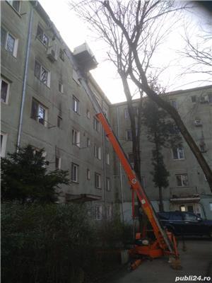 Inchiriez lift exterior pt materiale constructii - imagine 3
