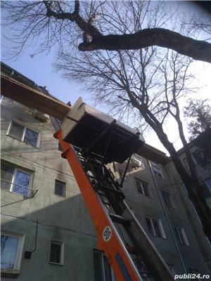 Inchiriez lift exterior pt materiale constructii - imagine 4