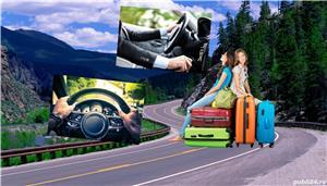 Transport privat, inchiriere sofer si masina - imagine 1