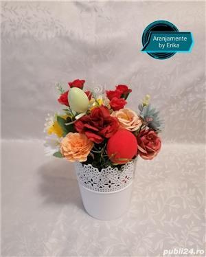 Aranjamente flori - imagine 9