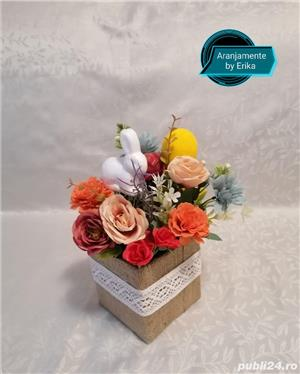 Aranjamente flori - imagine 7