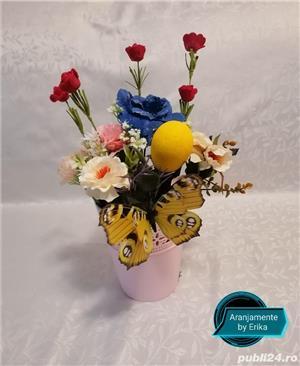 Aranjamente flori - imagine 8