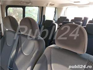 Fiat Scudo Executive Panorama 130cv, 2.0 JTD, 9 locuri - imagine 3