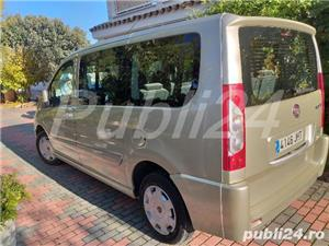 Fiat Scudo Executive Panorama 130cv, 2.0 JTD, 9 locuri - imagine 2