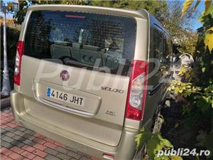 Fiat Scudo Executive Panorama 130cv, 2.0 JTD, 9 locuri - imagine 7