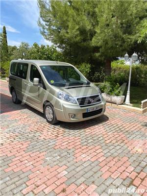 Fiat Scudo Executive Panorama 130cv, 2.0 JTD, 9 locuri - imagine 9